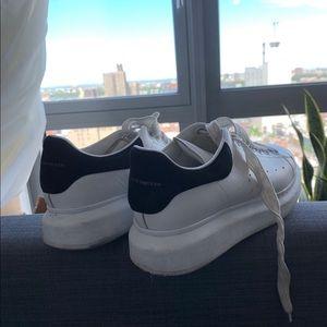 💡Alexander McQueen platform sneakers size 39.5